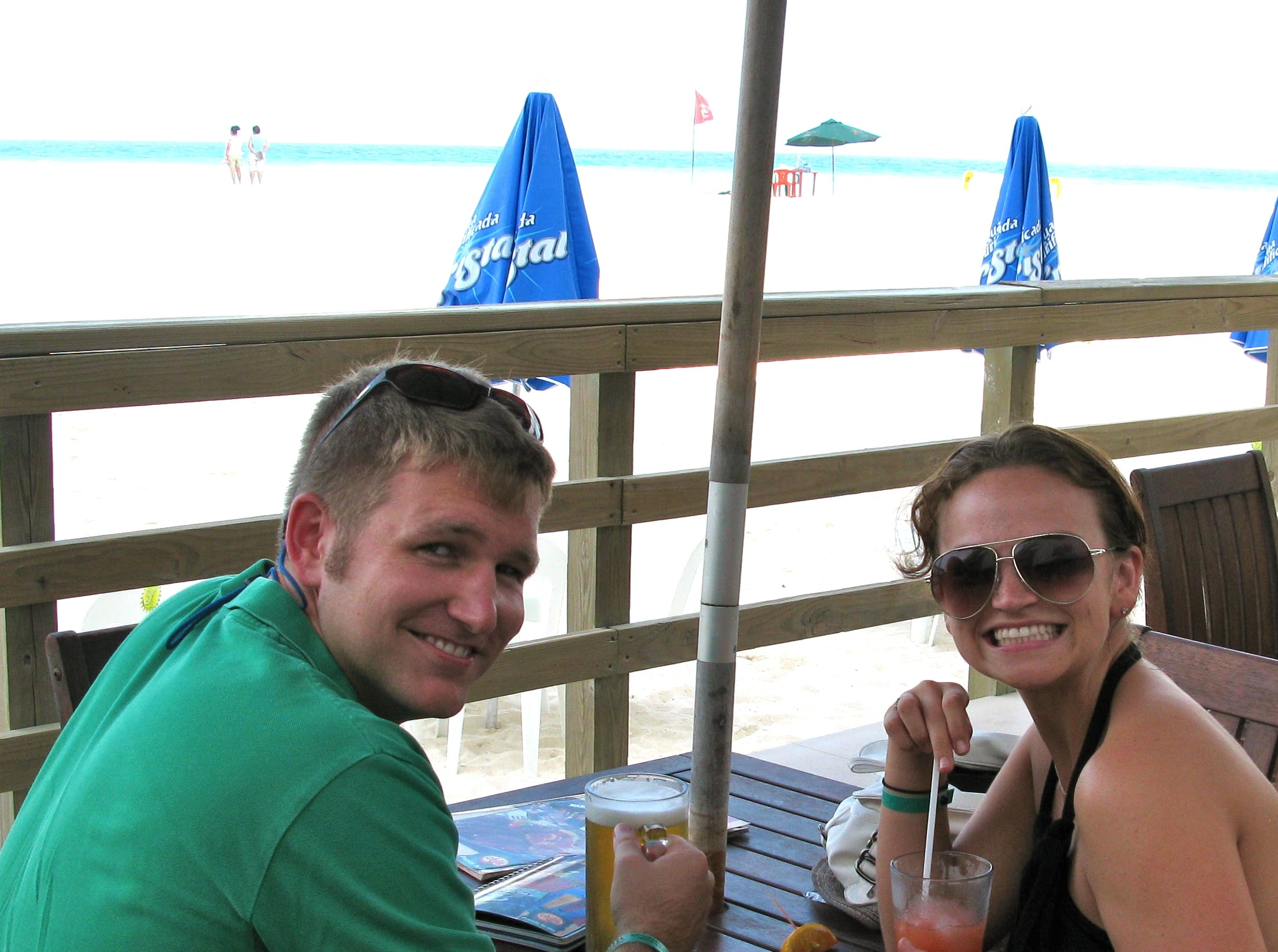 Kyle.Angie.Cancun