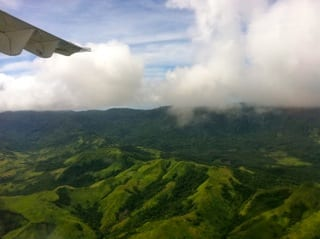 flying to labasa
