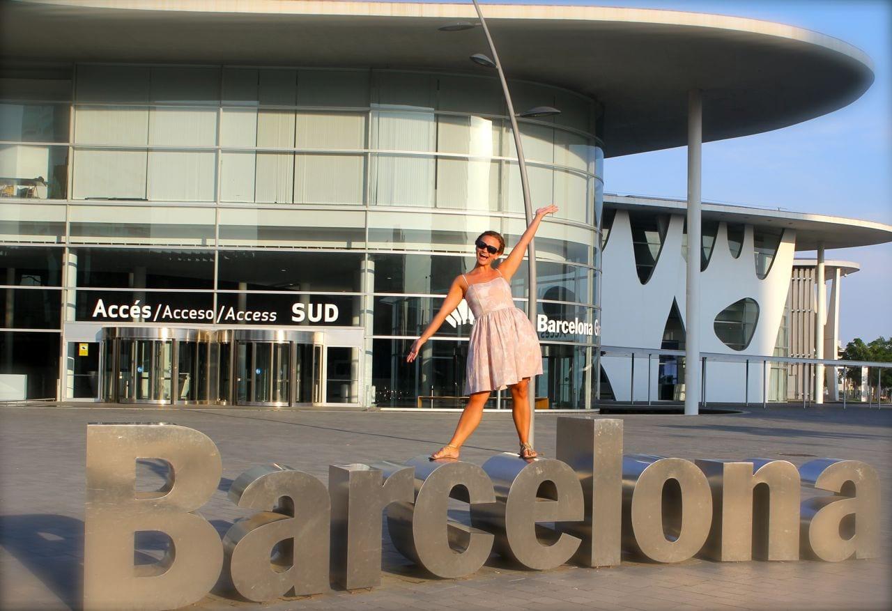 Angie Orth Barcelona