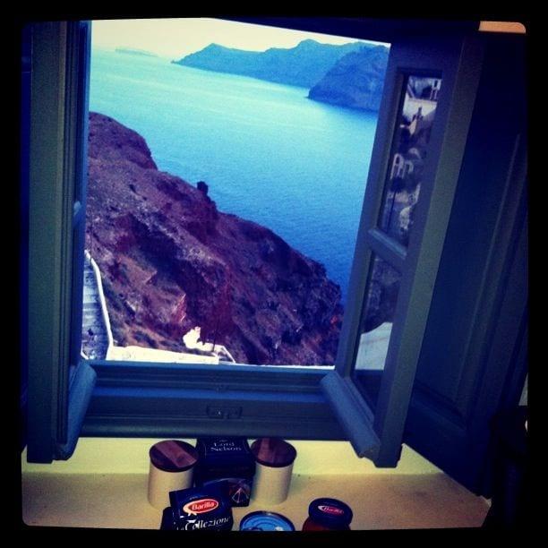 Spitia Villa Oia View Santorini