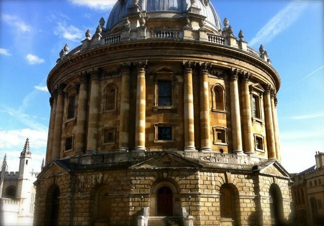 C.S. Lewis Sites in Oxford, England