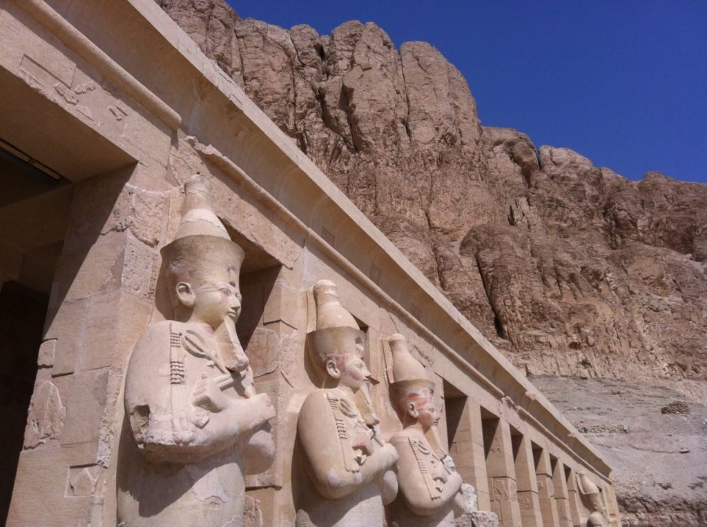 Luxor, Egypt | The Treasures of Queen Hatshepsut & Valley of the Kings