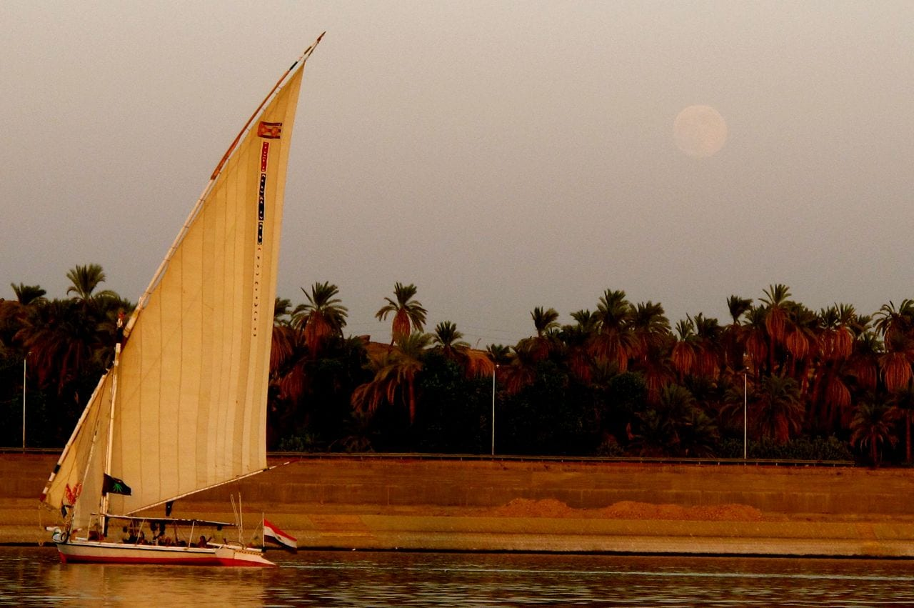 A Traditional Felucca Tour On The Nile River An Egypt Must