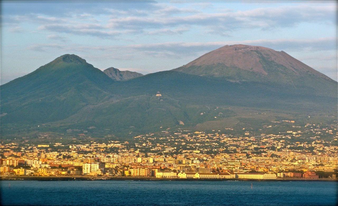 Mount Vesuvius Italy