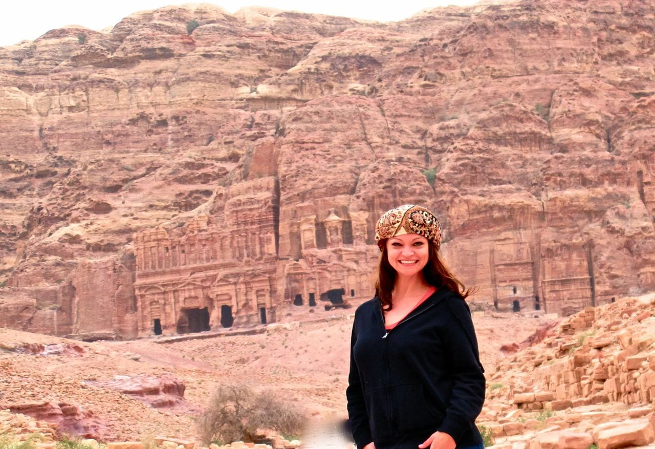 Diana Rose Country No 31 Welcome To The Kingdom Of Jordan