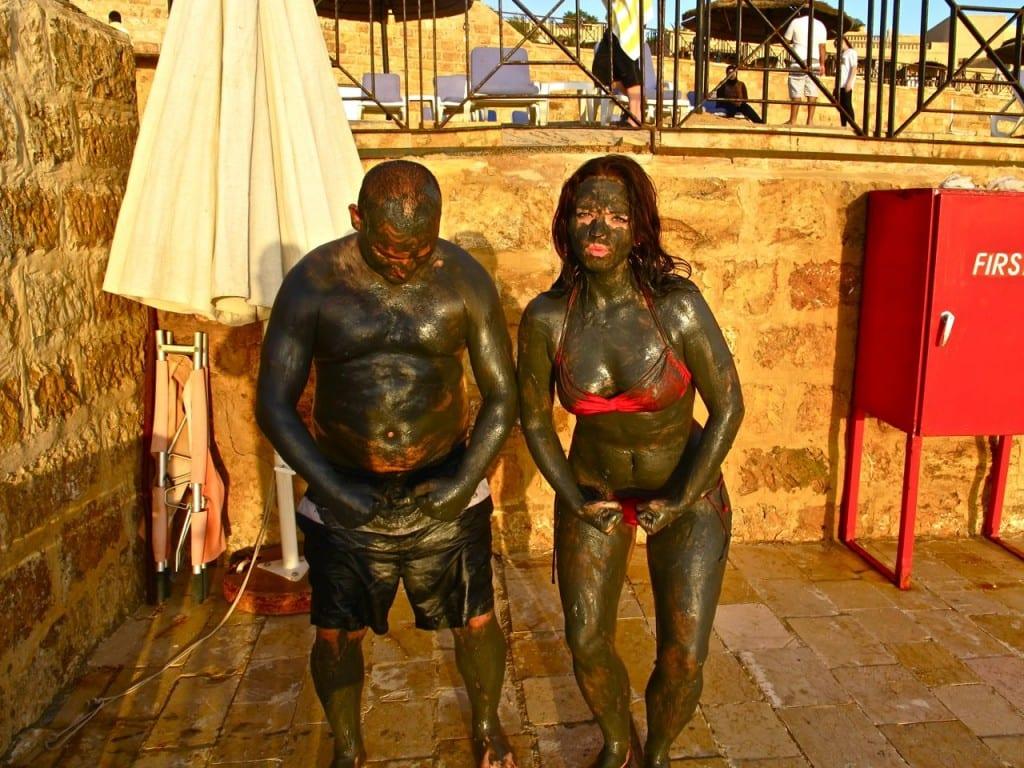 Infinity Pool Couple
