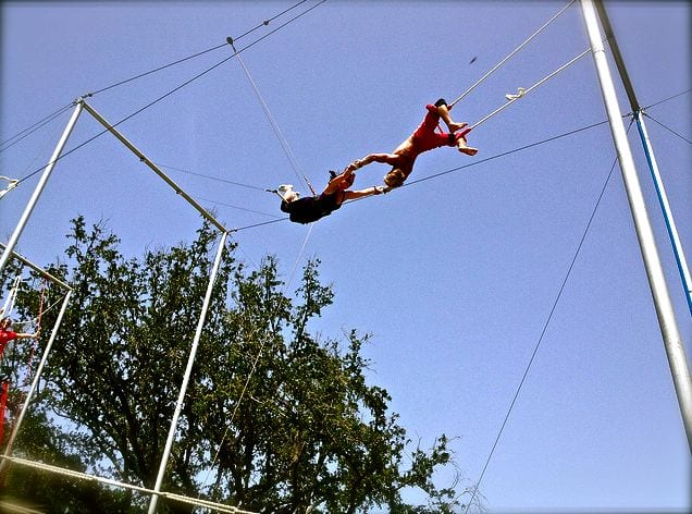 Trapeze High Florida Catch