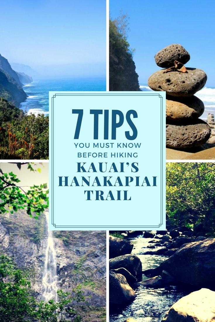 tips hiking the hanakapial trail