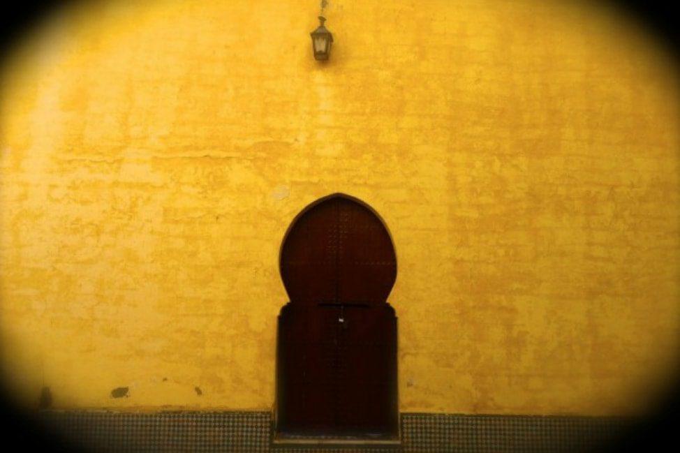 Morocco Yellow