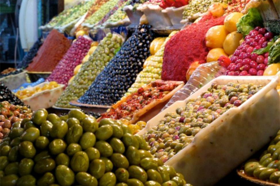 Morocco Olives