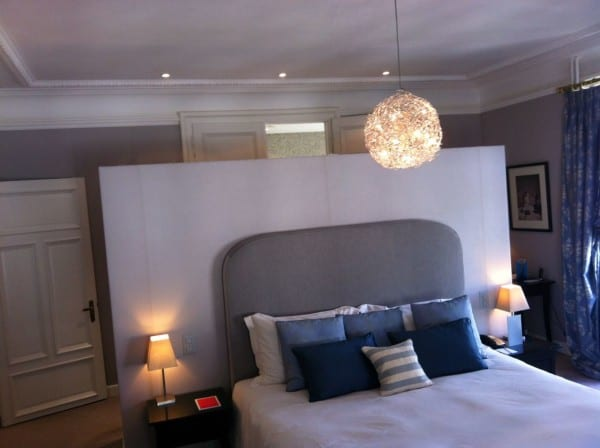 Historic hotel, modern comforts at the Hotel des Trois Couronnes