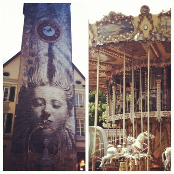Quirky sites in Vevey