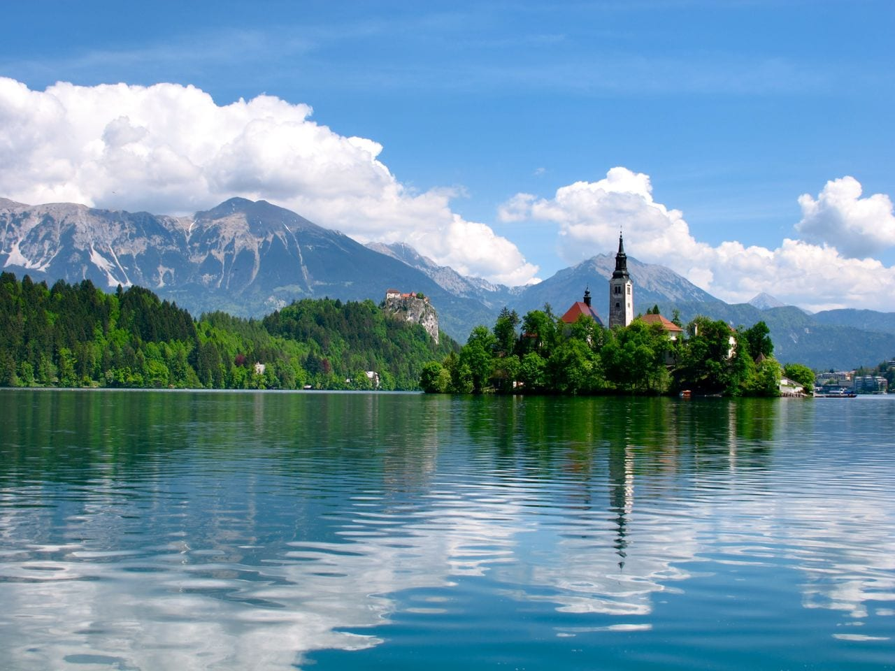 Lake Bled Slovenia One Of Europe S Prettiest Wanders