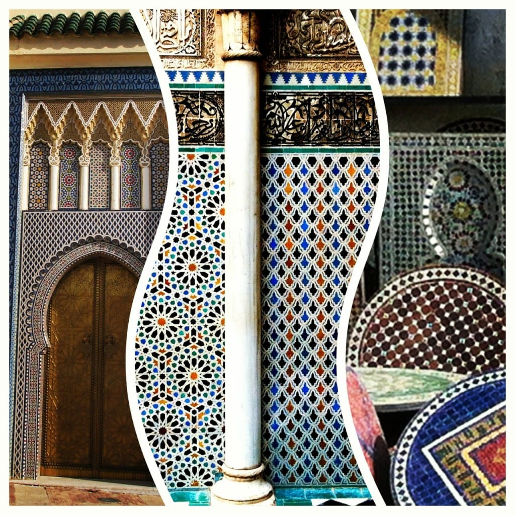Angie at home how my trip to morocco inspired my design style for Replica design