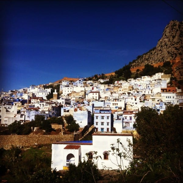 Welcome to Chefchaouen