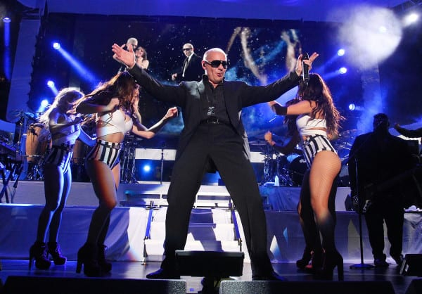 Pitbull is the man! And it's so fun to make up Spanish words to sing along!
