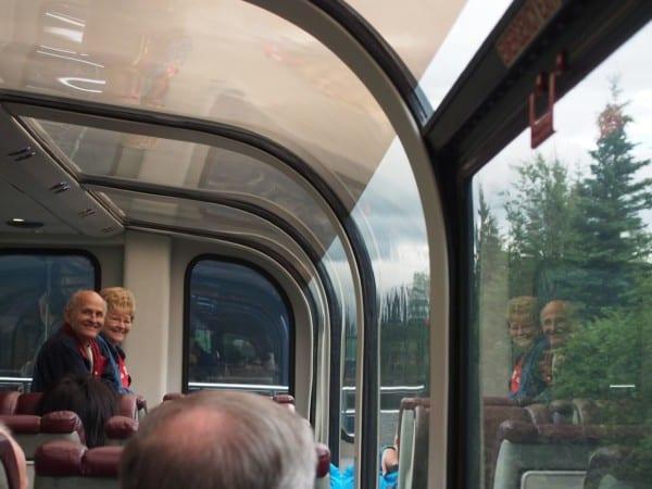 My superhero-fast grandparents on the Alaska Railroad