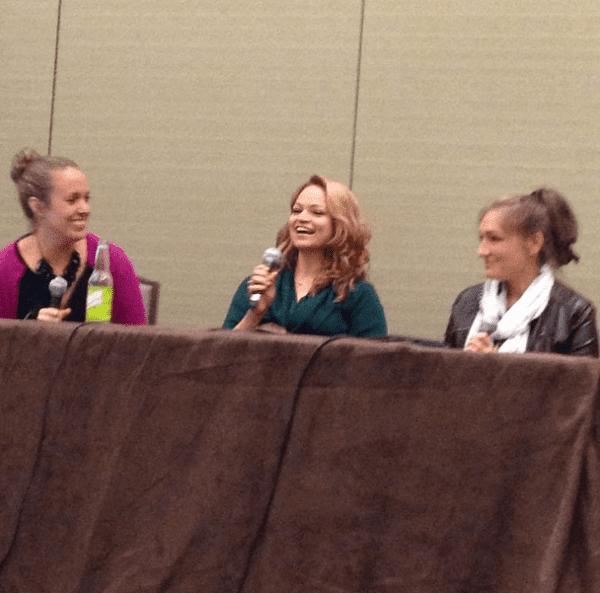 Speaking about Millennials at KEEN