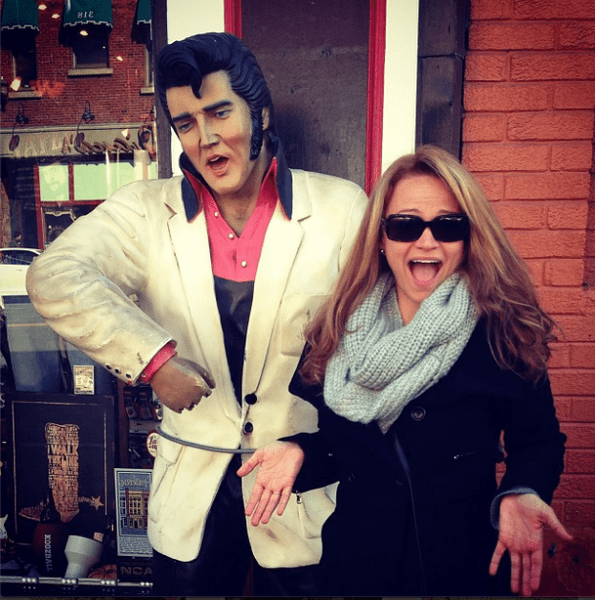 Exploring Nashville on a break from the #KEEN2013 Conference