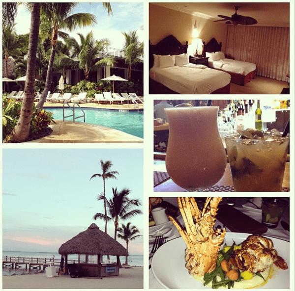 Paradise in my own backyard - Islamorado in the Florida Keys