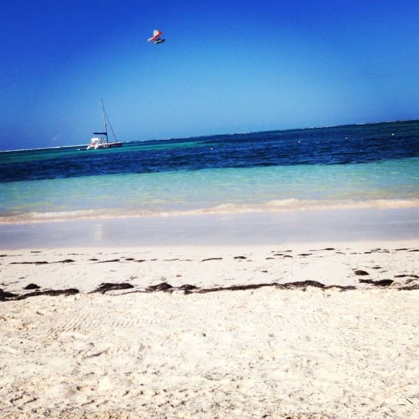 Parasailing in Punta Cana - would you do it?