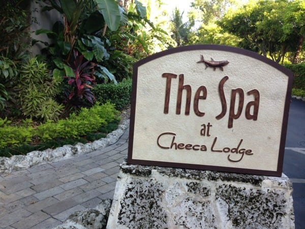 Cheeca Lodge Spa