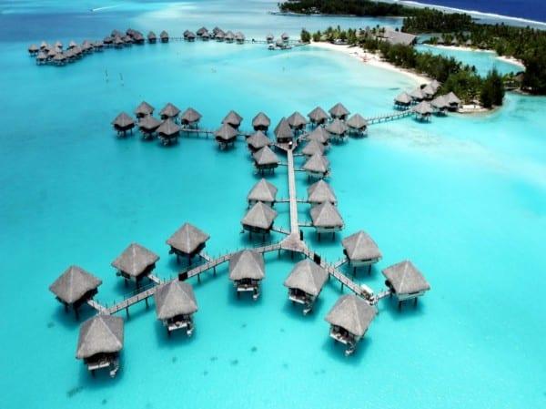 Le Meridien Bora Bora... yeah, that'll do.