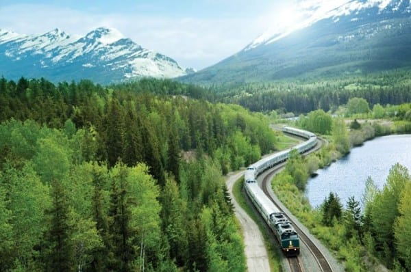 Canada by train? Sign me up.