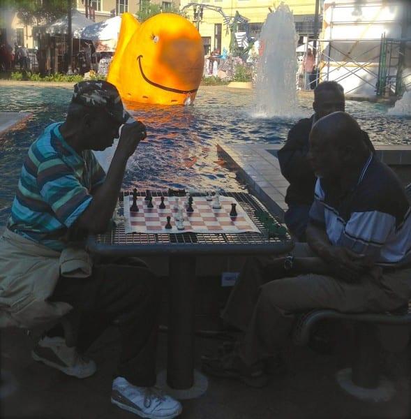 Hemming Plaza - Downtown Jacksonville