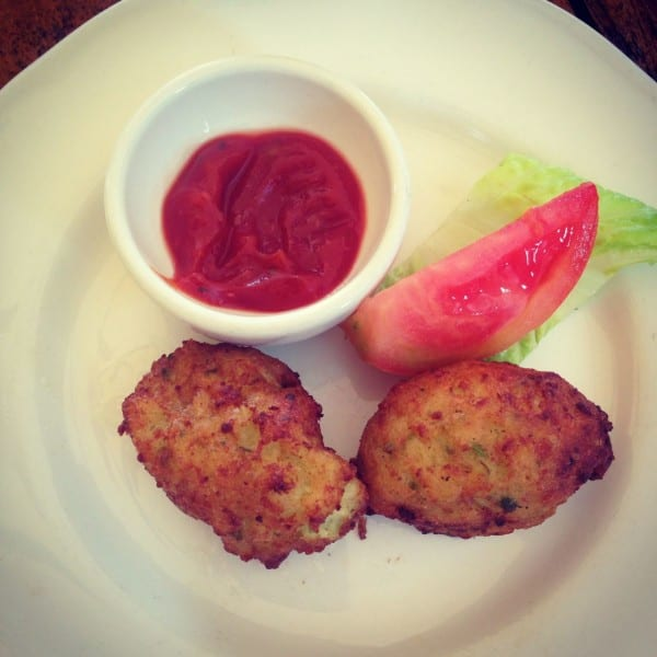 Conch fritters - a must-have at EVERY restaurant