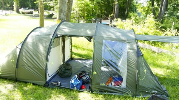 Milletts Tent - Ginnie Springs