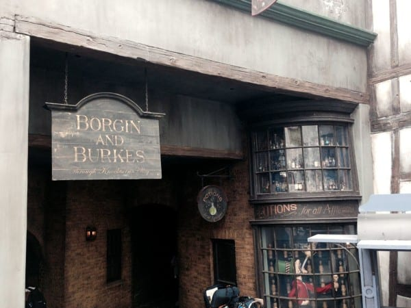 Slytherins and those interested in the Dark Arts should check out Borgin and Burkes, located inside Knockturn Alley
