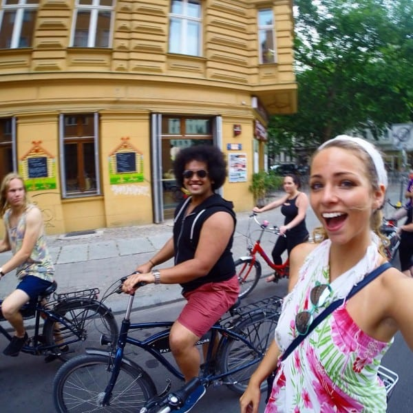 A bike tour? Why not!
