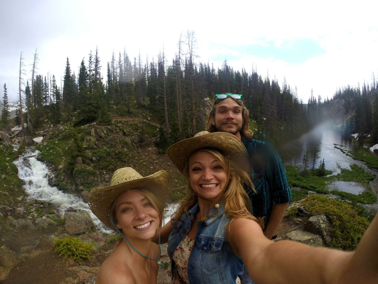 Snow in July?!