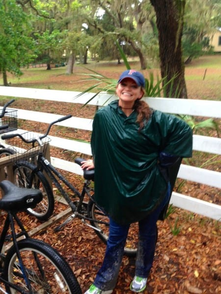 Rainy adventures at the Lodge at Little St. Simons Island, Georgia