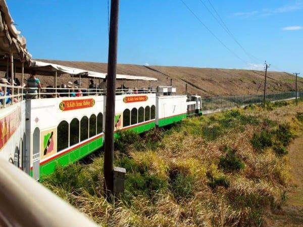 St .Kitts Scenic Railway
