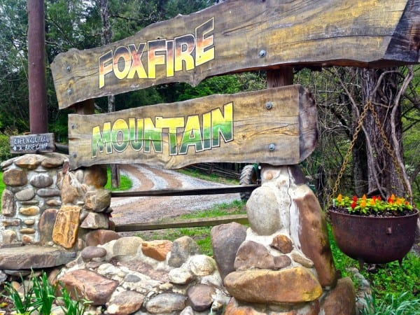Welcome to Foxfire Mountain!
