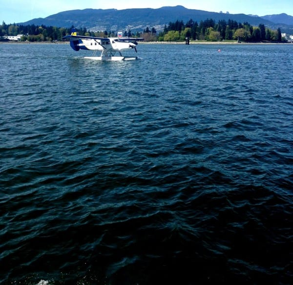 Harbour Air Sea Plane Vancouver