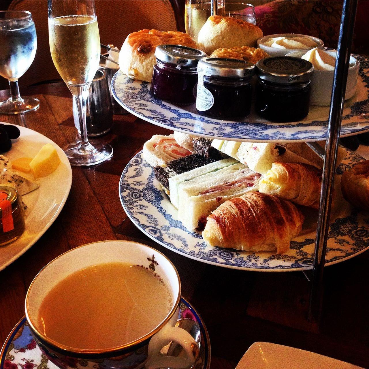 Afternoon Tea at the Fairmont Empress Victoria