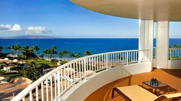 The Fairmont Kea Lani in Maui