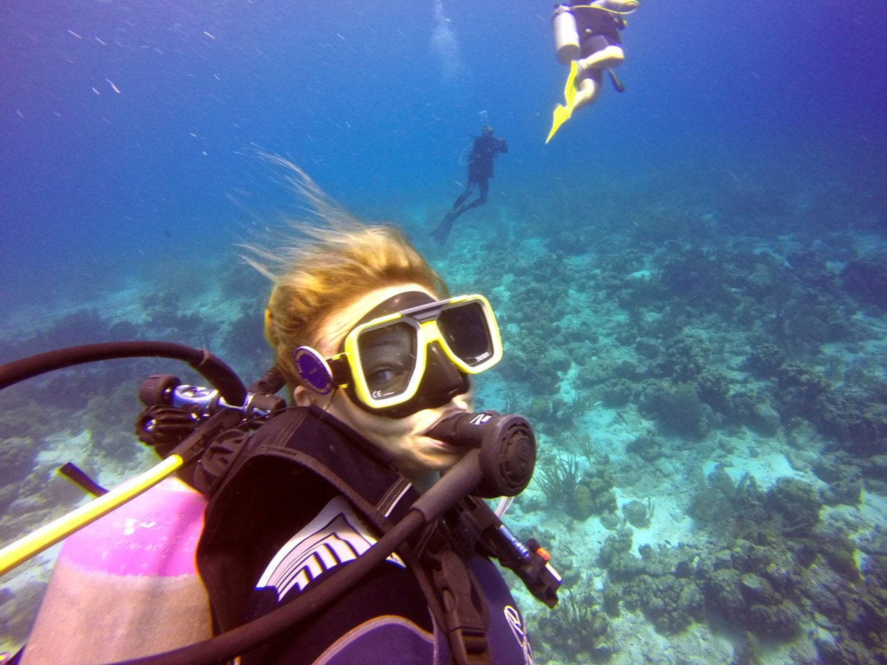 Scuba Diving With A GoPro A Beginners Guide