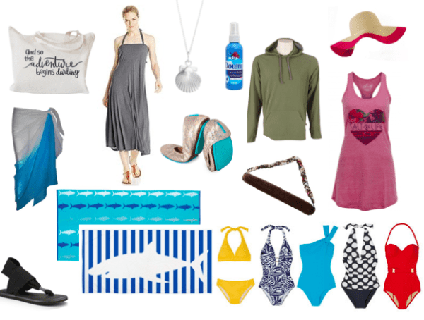what to pack for a destination wedding in the caribbean