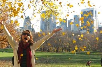 I really really really love Autumn in New York