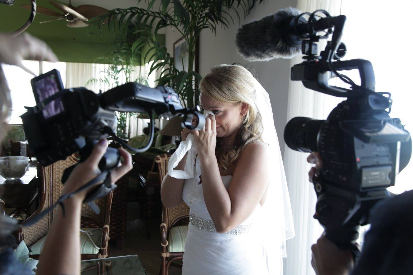 A Wedding Disaster Our Hot Mess of a Wedding in The BahamasThanks, Bahama Beach Club>