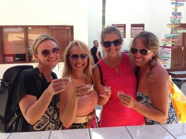 Just a taste of Cadushy in Rincon, Bonaire