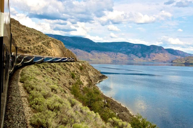 8 Things To Do Onboard The Rocky Mountaineer thumbnail