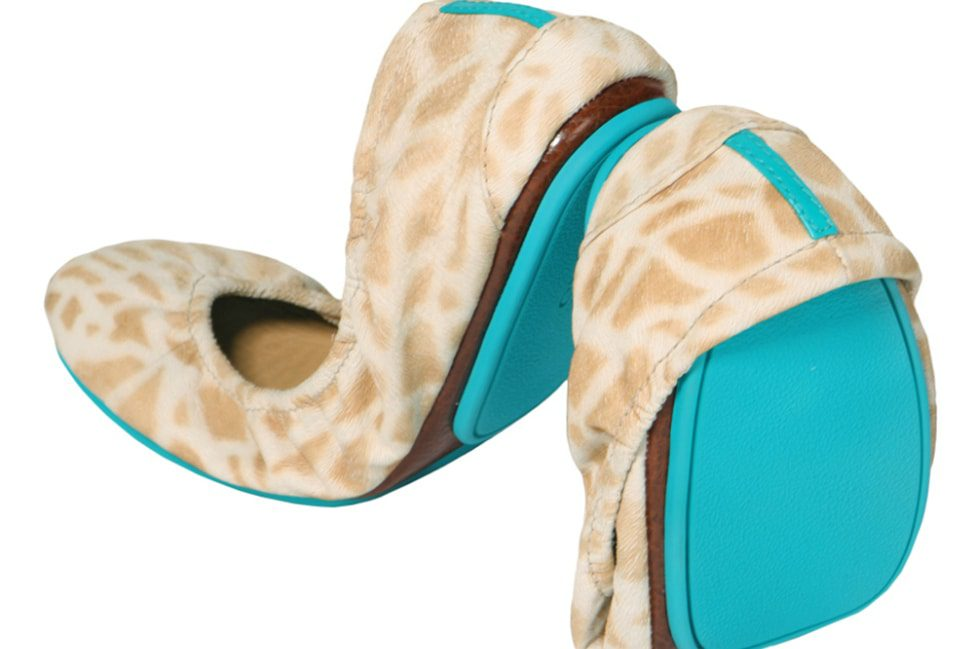 Tieks by Gavrieli - Are They Really the Perfect Travel Shoe?