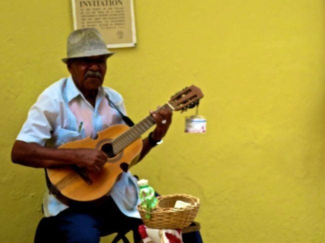 First Impressions from Cuba