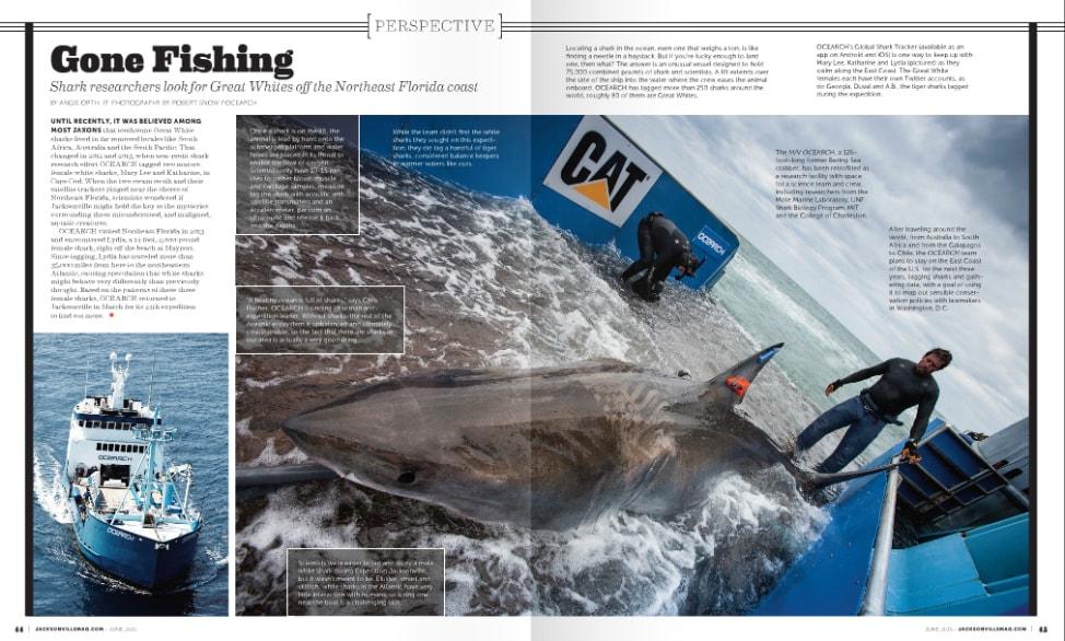 Jacksonville Magazine OCEARCH article-min