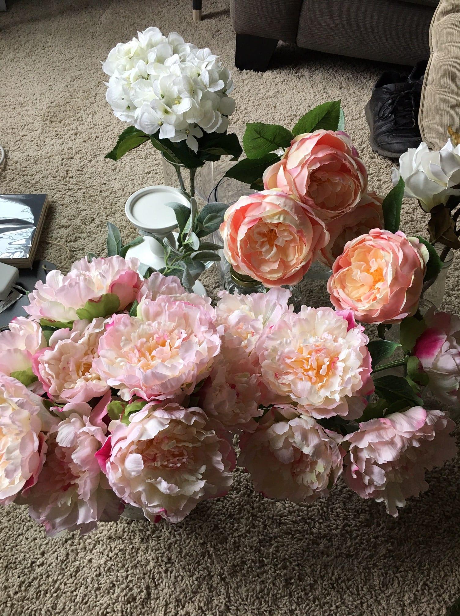 DIY-Fake-Flower-Bouquet-7-min - Angie Away
